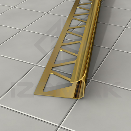 Internal Corner Tile Profiles