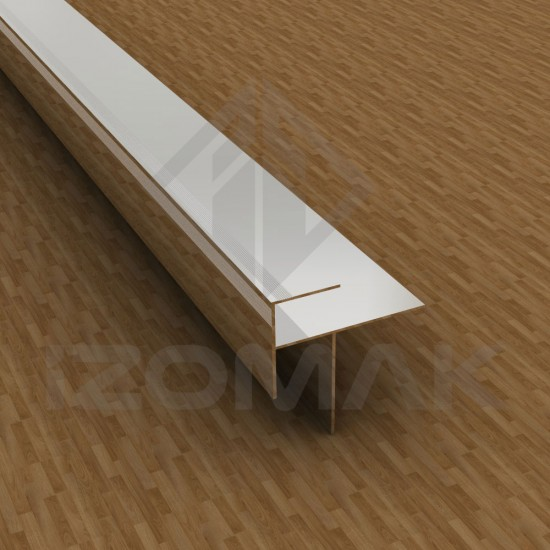 Laminated Flooring Nose Profiles