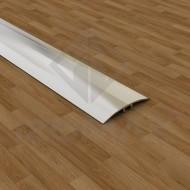 Hidden Screw Alüminium Crossing Profiles For Carpet and Parquet