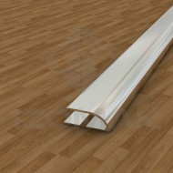 Oval Parquet Threshold Profile