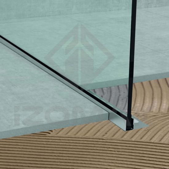 Inner Corner Glass Profile