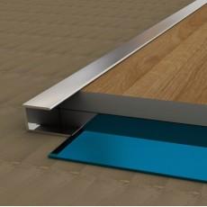 Aluminium Parquet Profiles